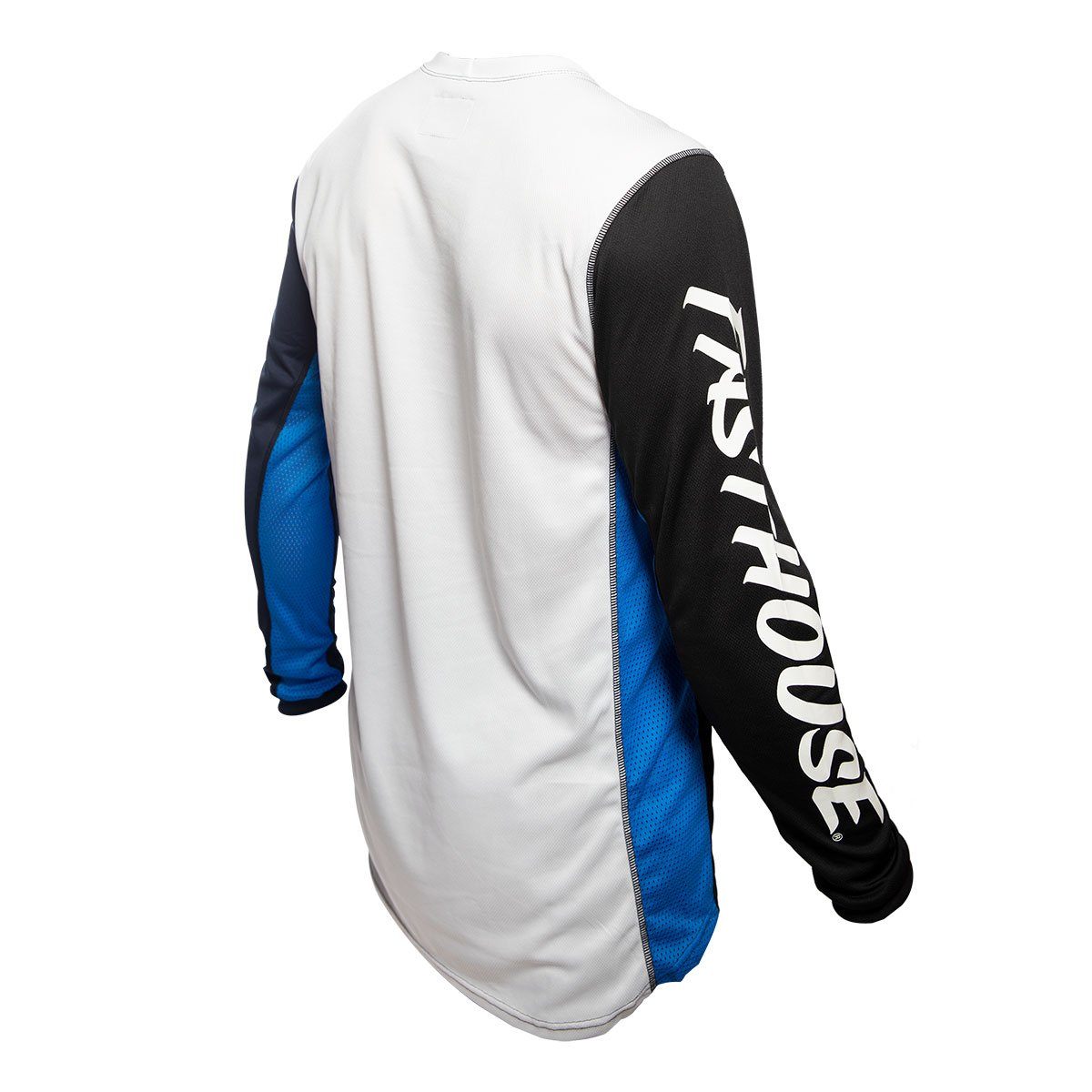 Rally Jersey - Black/Blue