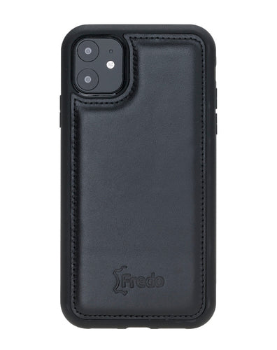 iPhone 11 6.1 Zoll Flex Ultra Slim Cover Handyhülle -Schwarz-0