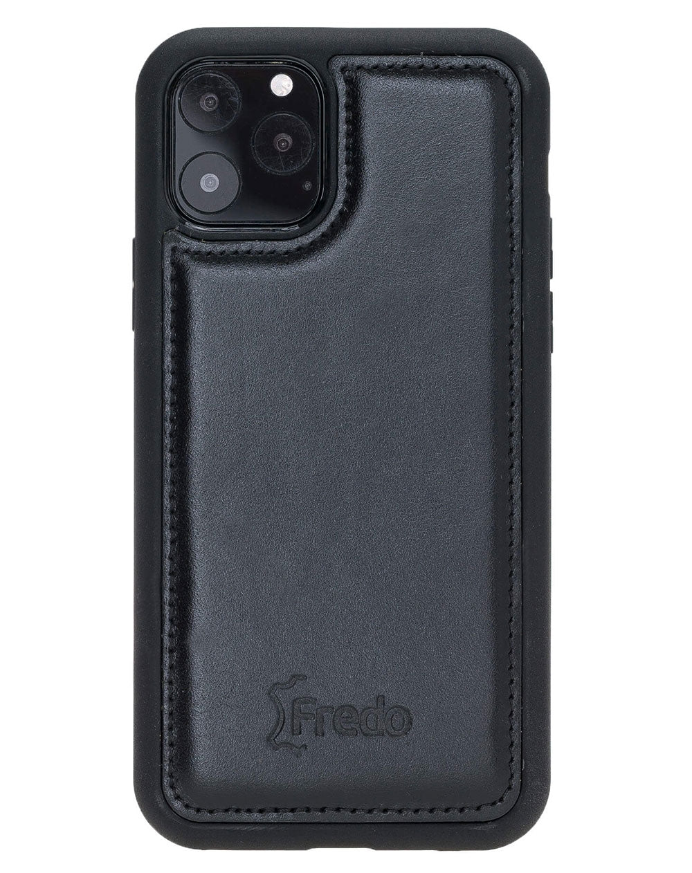 iPhone 11 Pro Max 6.5 Zoll Flex Ultra Slim Cover Handyhülle -Schwarz-0