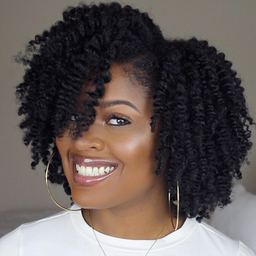 SUPER FLUFFY Afro Kinky Curly Wigs Black Explosive Hair