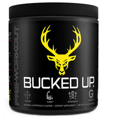 Bucked-up-pre-workout