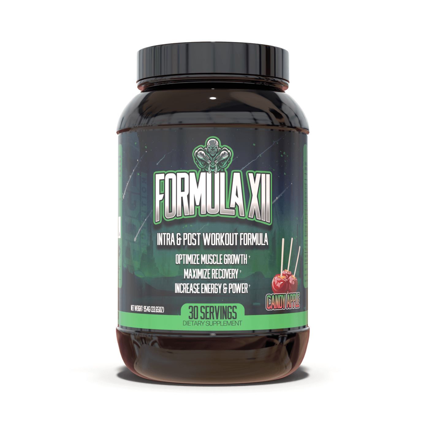 Formula XII Intra Workout Supplement
