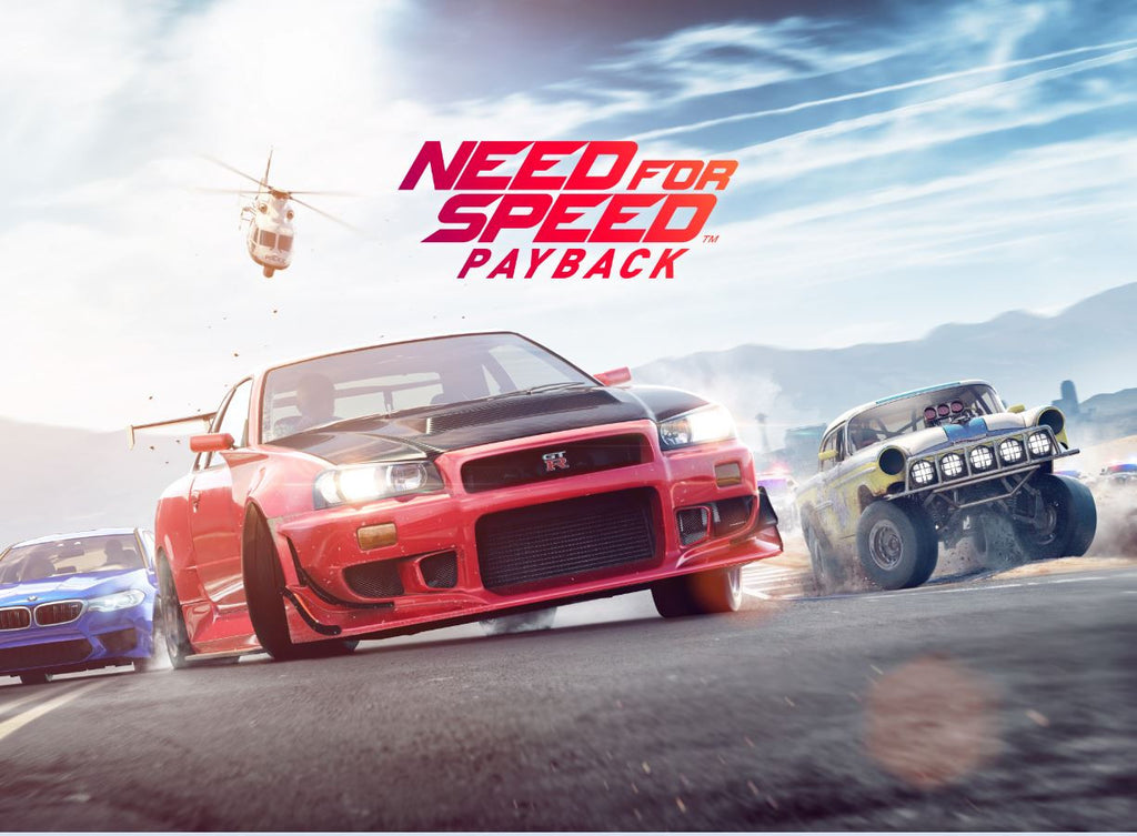 Need for Speed Payback is EA's next racer