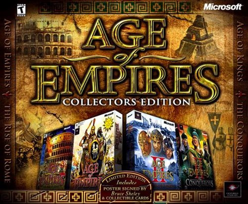The entire Age of Empires franchise is getting a modern polish