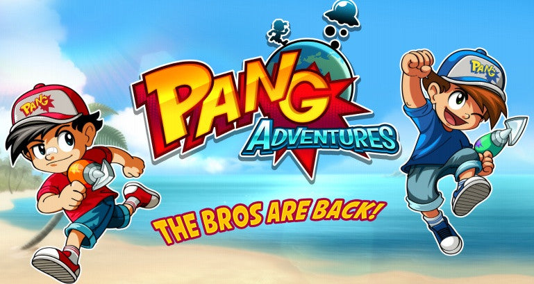 Retro Gems: Pang Adventures