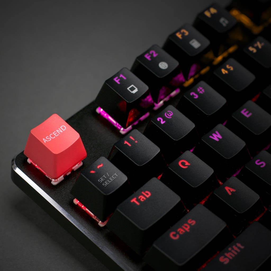 Treat Yourself to the World's Most Customizable Mechanical Keyboard