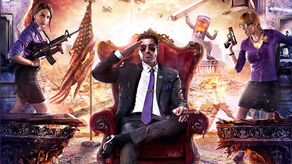The Humble Saints Row Bundle is one of the best bundles yet