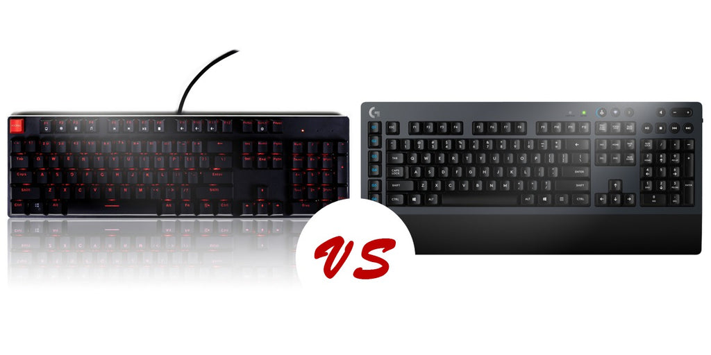 Glorious GMMK vs Logitech - g613 comparison test – Glorious