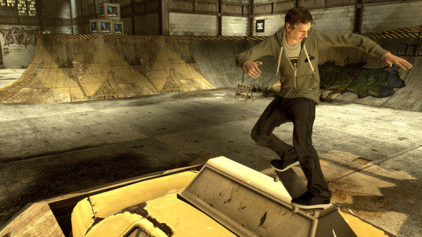 Get Tony Hawk's Pro Skater HD for $2 before it gets removed from Steam