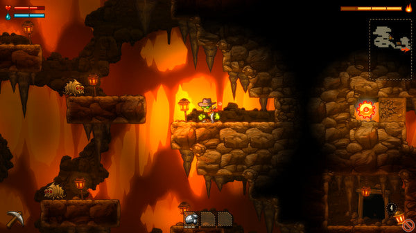 SteamWorld Dig is currently free on Origin