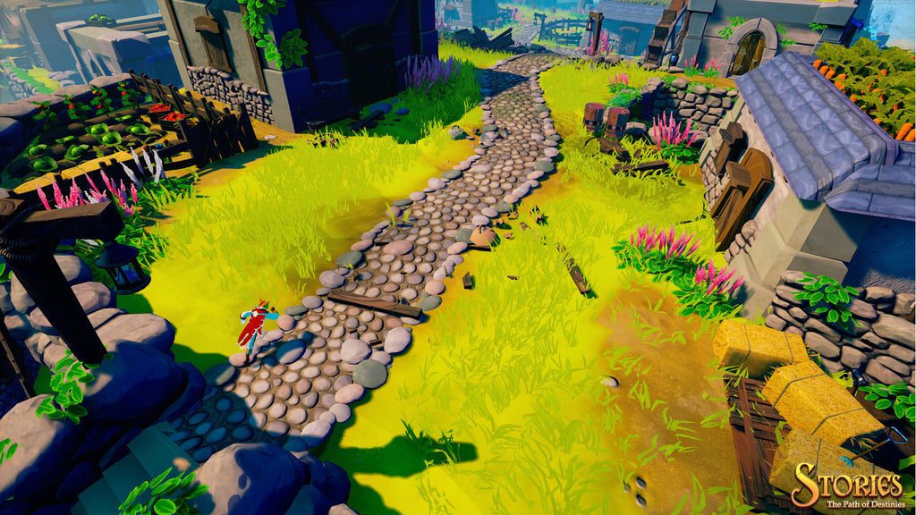 Indie Gems: Stories (The Path of Destinies)