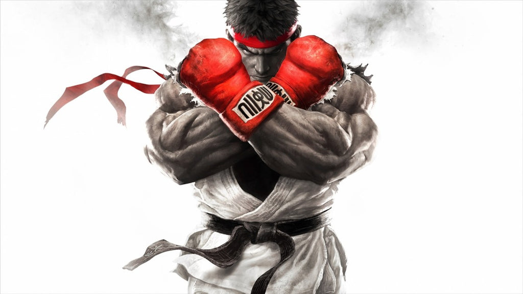 Street Fighter V to go free to play for 2 whole weeks