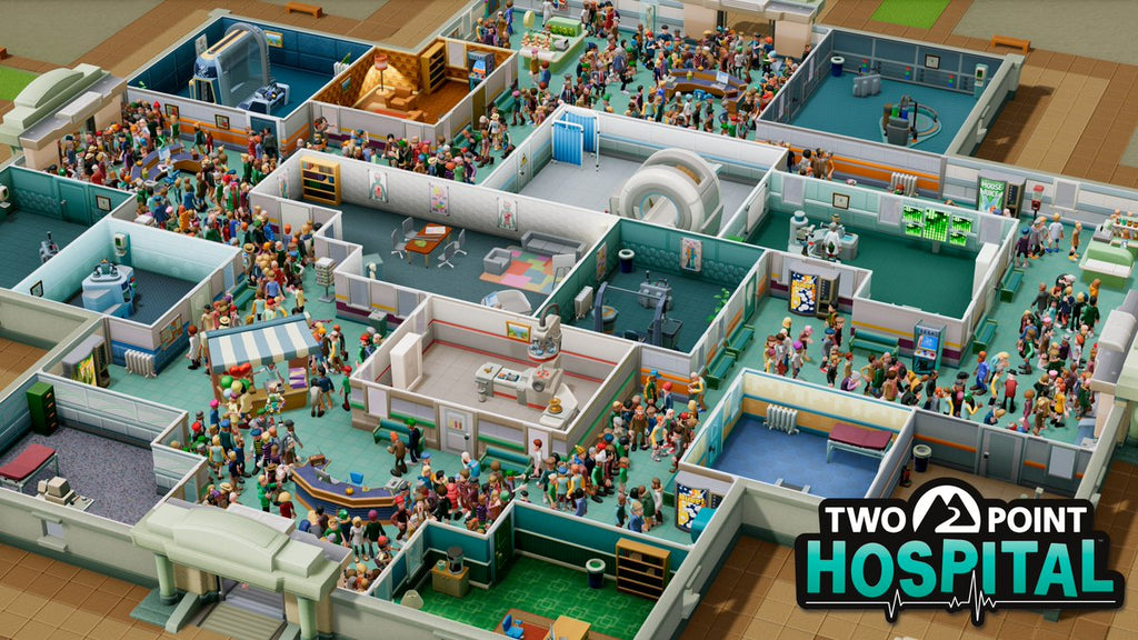 Indie Gems: Two Point Hospital
