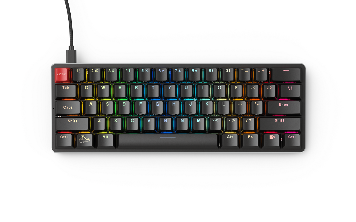 Say hello to the GMMK Compact.