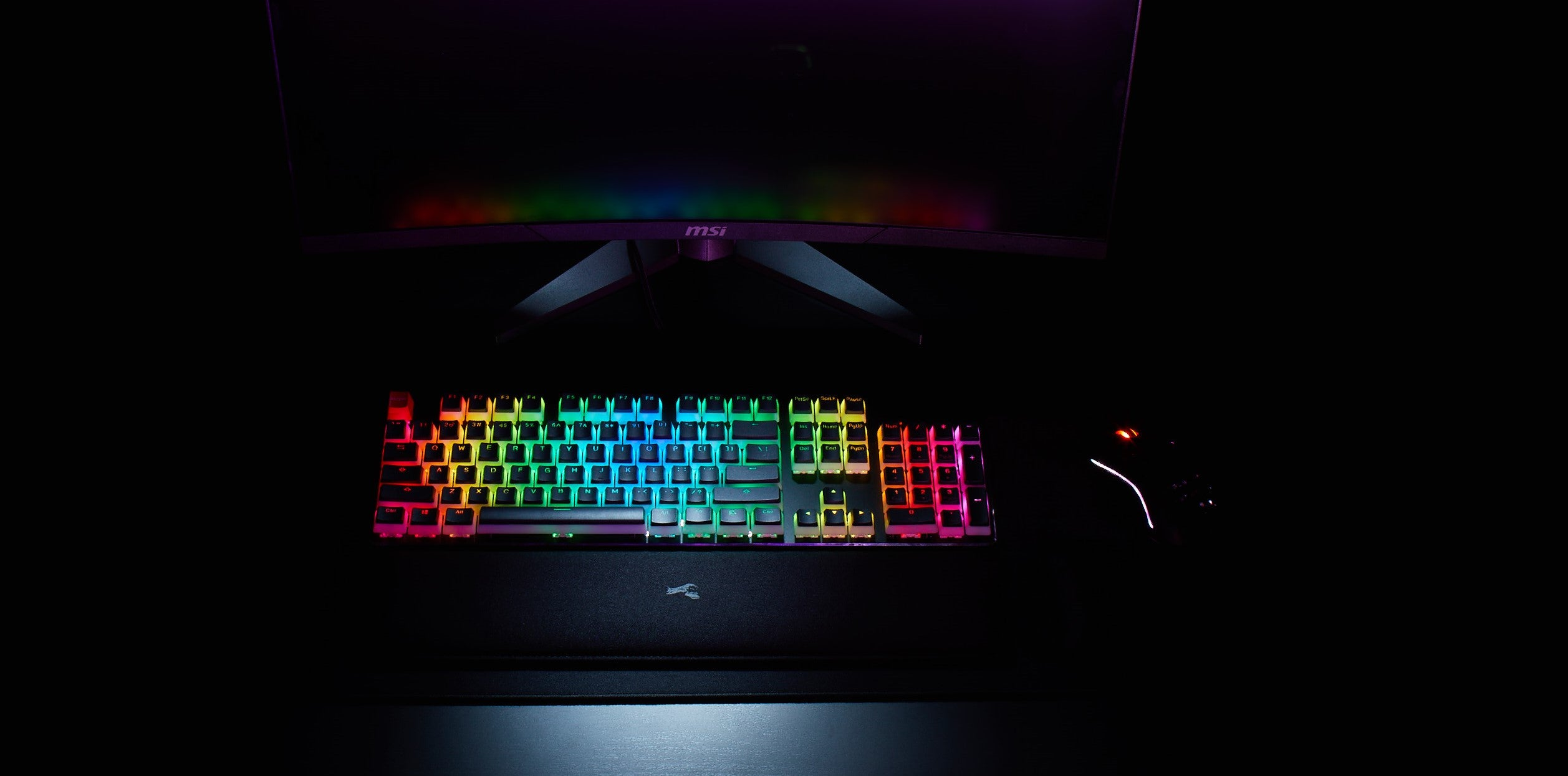 We're happy to introduce the brand new Aura Mechanical Keycaps.