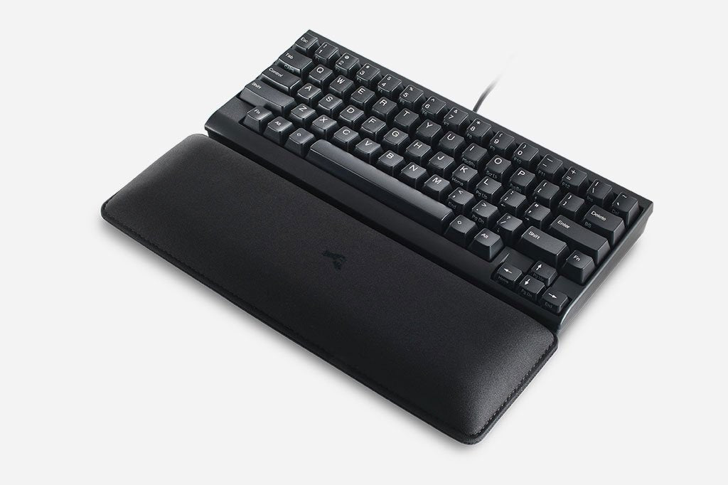We now have stealth wrist rests, too!
