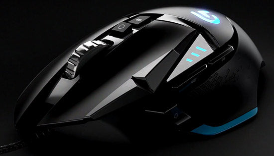 Logitech G502 Proteus Core is the best mouse for Destiny 2.