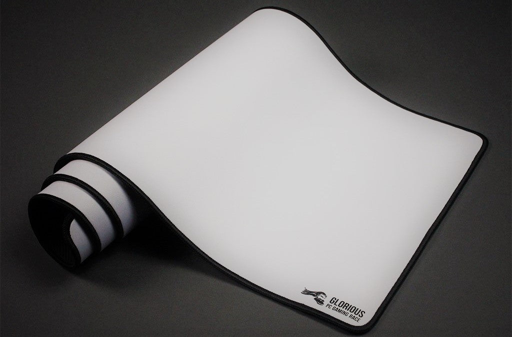 Restoring your mousepad's former glory is very easy.
