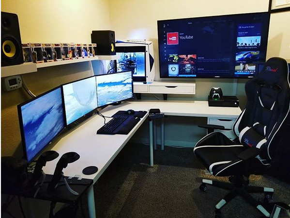 battlestations what are they glorious pc gaming race