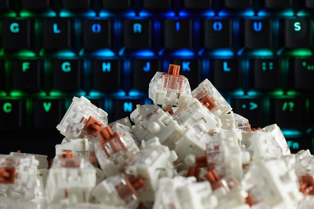 Mechanical Keyboard Switches - MX Switches