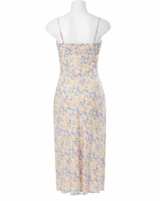 Load image into Gallery viewer, SUNDAZE SPLIT MIDI DRESS