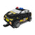 Police Car Backpack Waterproof Shoulder School Bag Kindergarten Boys Girls Lightweight Outdoor Use