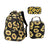 Sunflower Backpack set Pencil Case Lunch Bag 3 in 1 for Kids Teens Holiday Gifts