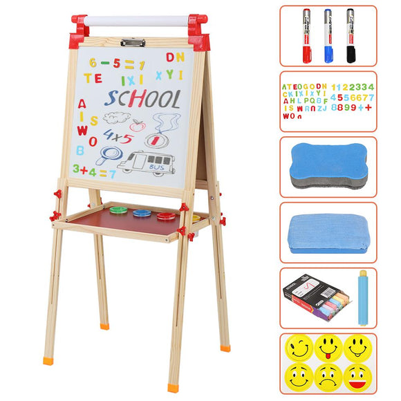 HB-D126T 132 Top Shaft with Tray Model Children Easel