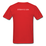 Science matters Unisex Classic T-Shirt - red