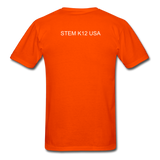 Science matters Unisex Classic T-Shirt - orange