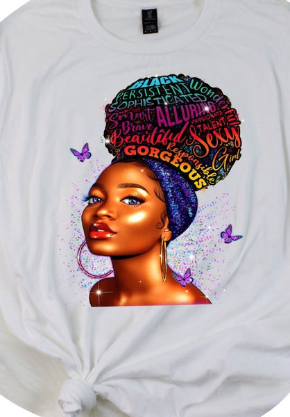 Gorgeous Lady T-Shirt