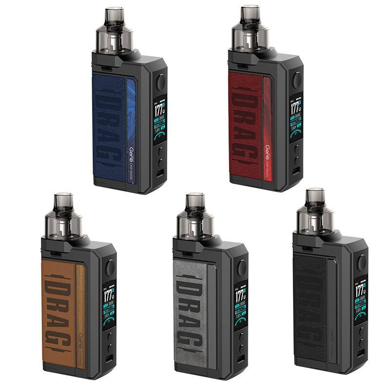 VOOPOO DRAG MAX 177W KIT VooPoo Tech