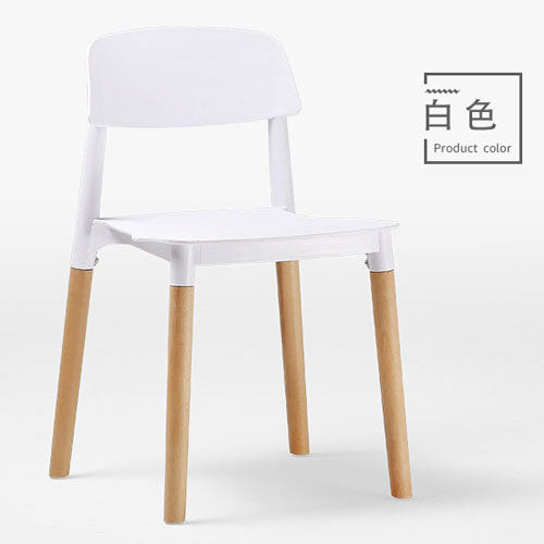 Northern Style Chair  (1 Set with 4 Chair)