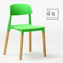 Load image into Gallery viewer, Northern Style Chair  (1 Set with 4 Chair)