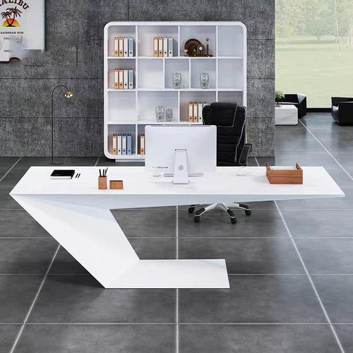 Blanche Office Desk - Inreno