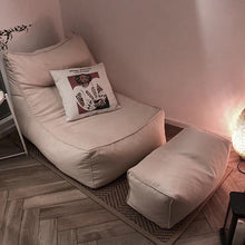Load image into Gallery viewer, Stylish miniature chaise longue placed at the study of a rest room.