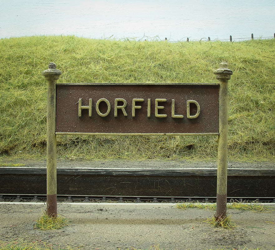 Horfield Model Railway Project