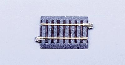 Kato 20-105 Ground Level 60mm Straight Track (4) - OO Gauge