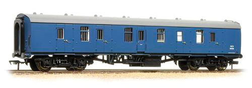 Bachmann 39-187 BR Mk1 BG Full Brake Blue - OO Gauge