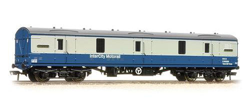 Bachmann 39-274 Mk1 GUV InterCity Motorail Blue & Grey