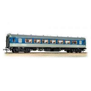 Bachmann 39-311A Mk1 SP Pullman Second Parlour BR Blue and Grey (with Lights)