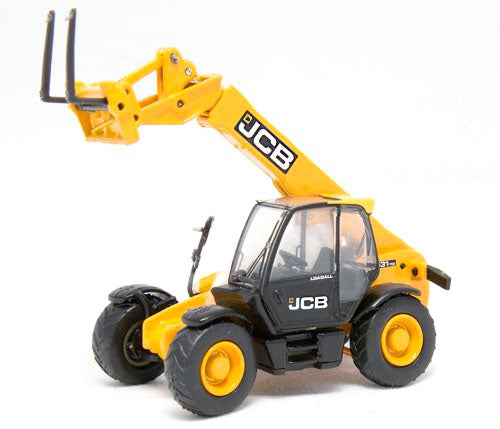 Oxford Construction 76LDL001 JCB631 70 Loadall - 1:76 (OO) Scale