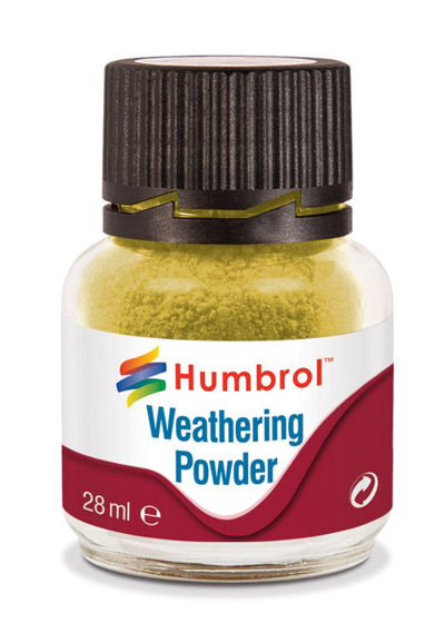 Humbrol AV0003 Weathering Powder 28ml - Sand