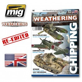 Ammo Mig AMIG4502 The Weathering Magazine - Issue 3 Chipping (3rd Edition)