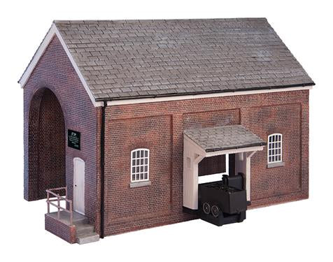 Bachmann 44-0050 Scenecraft Coal Drop (Pre-Built) - OO Scale ** Discontinued Item - No further supplies expected **