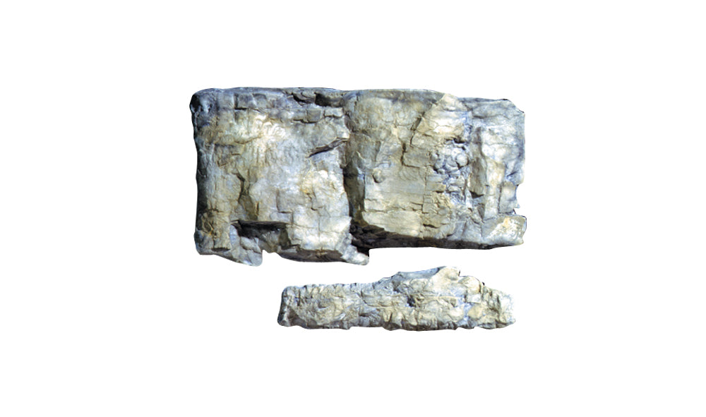 "Woodland Scenics C1238 Rock Mould - Weathered Rock (5"" x 7"")"