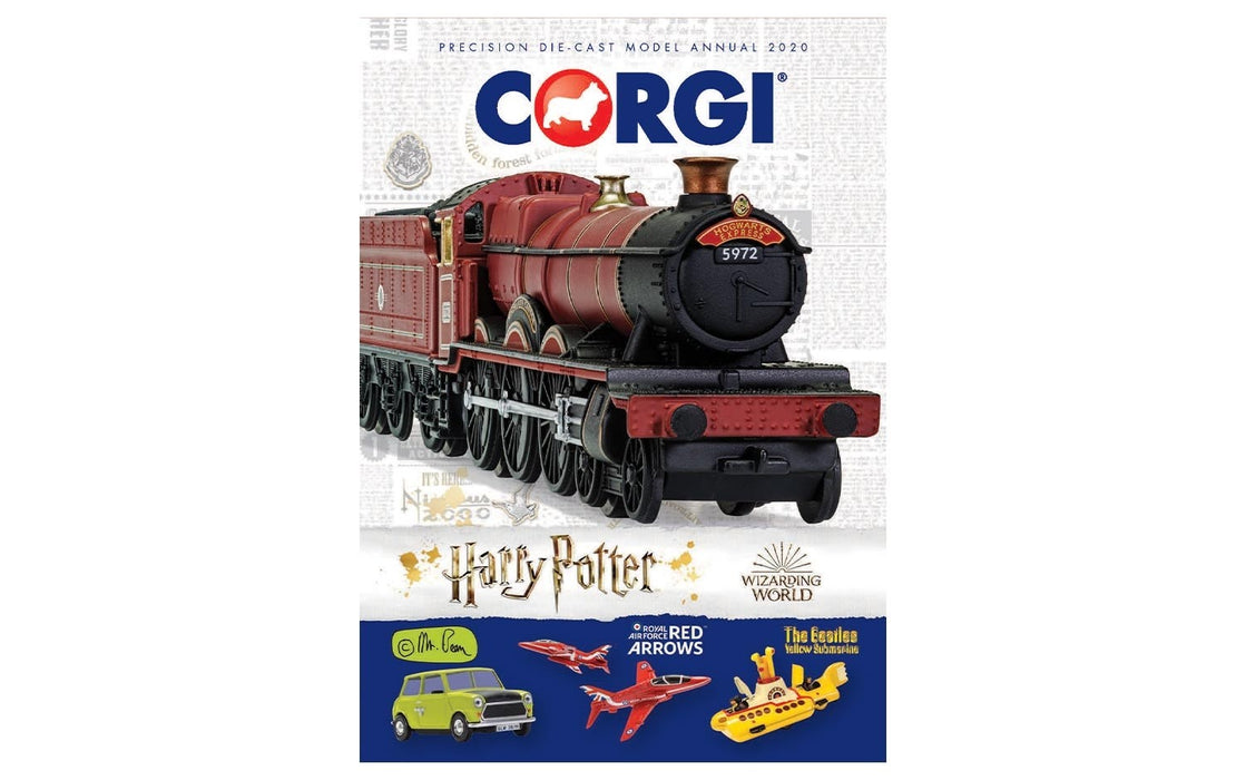 Corgi Precision Diecast Model Annual 2020 (Catalogue)