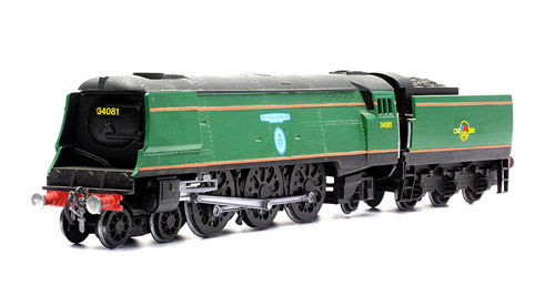 Dapol C084 Kitmaster Battle of Britain Class 92 Squadron Static Locomotive Kit (Unpainted) - OO Scale