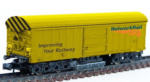 Gaugemaster GM2420101 Network Rail Track Cleaning Wagon - N Scale