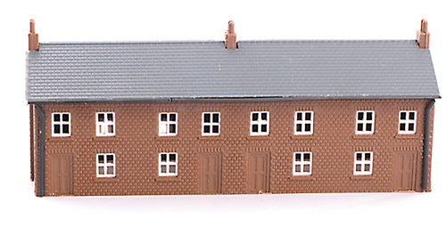 Gaugemaster / Kestrel GMKD07 Four House Unit (Kit)  - N Scale